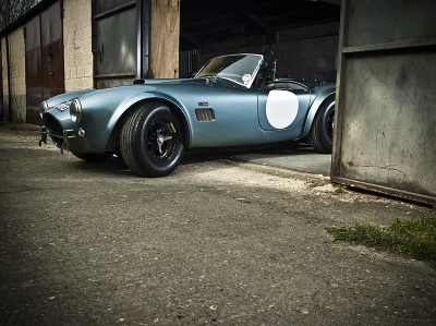 AC Cobra by J. Shears  I would love to drive this car, or more likely a replica, just once in my life.