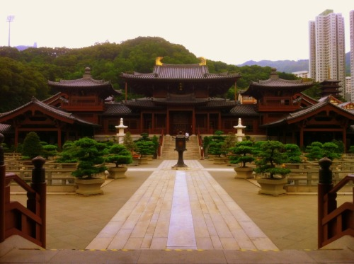 Chi Lin Nunnery- Diamond Hill, Hong Kong