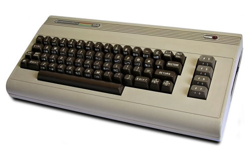 I'm really curious about the Commodore 64, I'm too young to have used one but I would love to buy one and try to figure it just like people when they first bought it. The idea of going back in technological time is an idea that feels really sexy to me.
