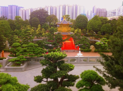 Nan Lian Garden- Diamond Hill, Hong Kong