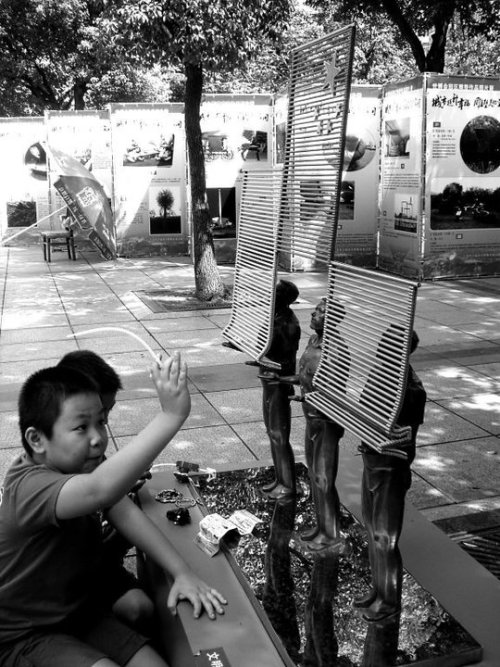 Children of the Revolution Shanghai, China 2011