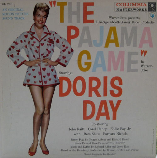 The Pajama Game — Doris Day on Flickr.