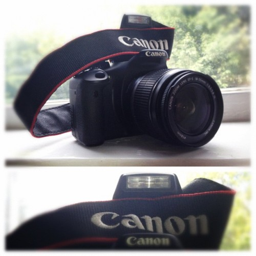 #photography #camera #dslr #canon #550d (Taken with instagram)