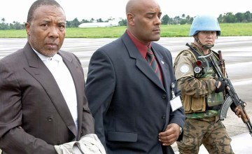 "AllAfrica.com | Liberia: Taylor Verdict a Warning to War Crimes Perpetrator The landmark guilty verdict today against former Liberian President Charles Ghankay Taylor is a warning to those most responsible for atrocity crimes that they can be held accountable. A decade after the war in Sierra Leone, the Special Court's ruling marks the first time that a former head of state has been found guilty of war-time atrocities by an internationally-backed court since the Nuremberg trials. The verdict is a fresh lesson to all those in power that they do not enjoy impunity and a sign of hope in Sierra Leone that those most responsible for the heinous crimes of the eleven-year civil war (1991-2002) are being brought to book. Nevertheless, Liberians are still waiting for Taylor and others to be tried for atrocities committed in the civil war in their country. ""The guilty verdict against Charles Taylor by the Special Court for Sierra Leone (SCSL) is a watershed moment in the fight to hold high-level perpetrators accountable"", says Gilles Yabi, Crisis Group's West Africa Project Director. ""It is also a momentous day for the victims' families, who have waited patiently for this ruling since the court began its work"". FULL ARTICLE (AllAfrica.com)"