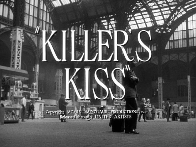mellowsong:  Killer's Kiss, by Stanley Kubrick (1955)