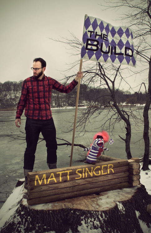 Matt Singer's album release celebration is tonight! We'll see you at Littlefield in Brooklyn, 9:30pm (doors 8:30pm). This will be one heck of a show. [click for tickets] Check out Time Out NY's fun little description of the show.