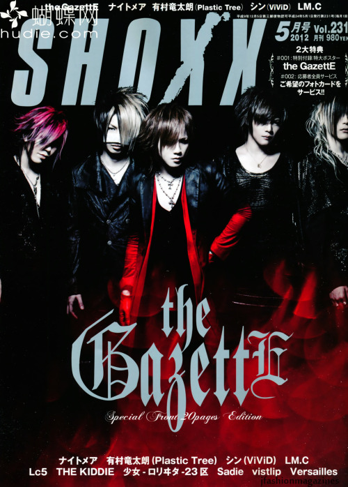 SHOXX May 2012