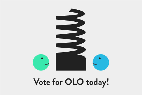 Please vote for OLO at the Webbys! Voting closes today April 26th at 23:59 PT.OLO is currently #1 but it's a very very close fight. Your vote could make all the diference!