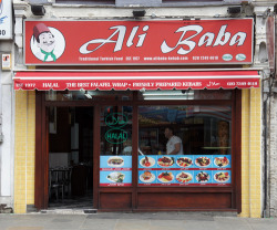 Ali Baba, Kingsland Road E8