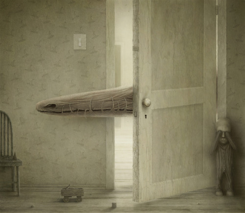 """Noon"" by Anton Semenov brings a childhood nightmare to life."
