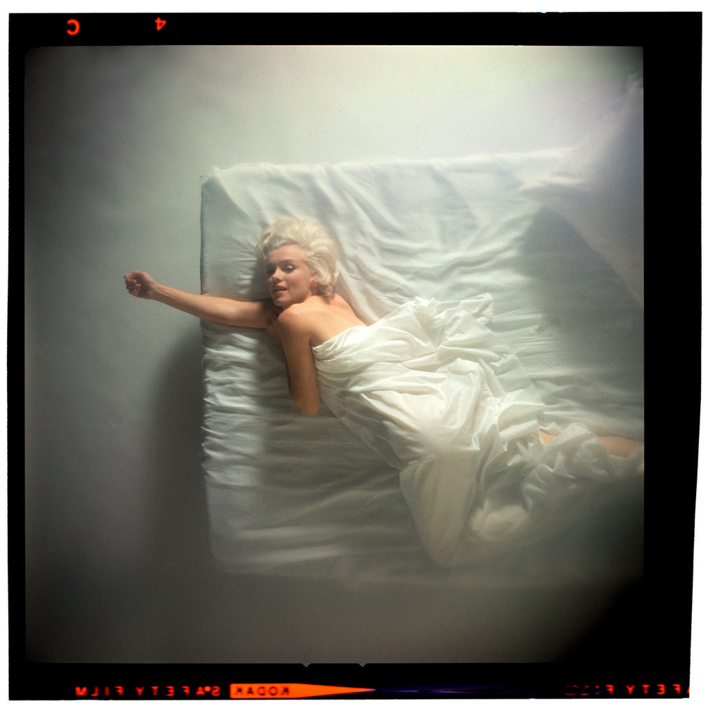 We just received our first copy of With Marilyn by Douglas Kirkland, we are beyond excited!!!!!!!!!!!!!!!! Here is a sneak peak from the book, available from Glitterati Incorporated this fall!