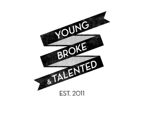 is talent real? young, broke & hardworking