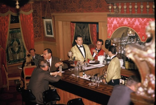 Picture of our Main Bar in the 1960s.