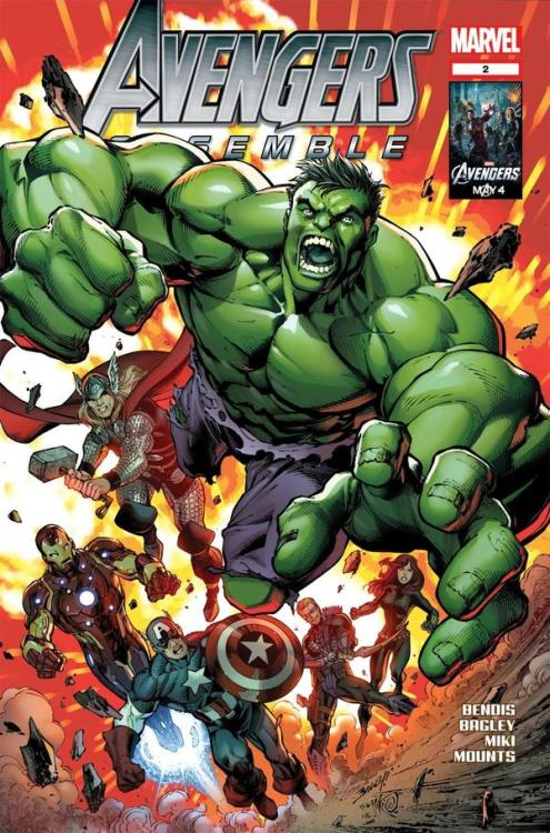 Check out my Review of Avengers Assemble #2! ( 3.3 / 5.0 ) —- My Reviews for this series so far: Avengers Assemble #1: Disassembled Expectations ( 3.8 / 5.0 ) Avengers Assemble #2: What's In The Box? ( 3.3 / 5.0 )