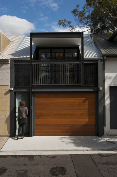 theabsolution:  Rozelle Terrace House by Carter Williamson Architects