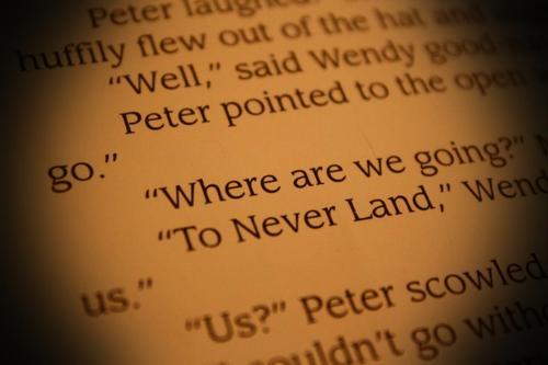 disney tumblr quotes peter pan