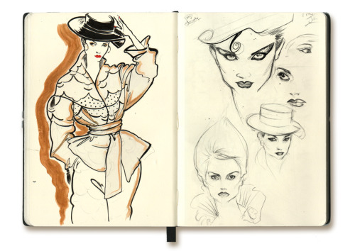 - Princess Julia sketches