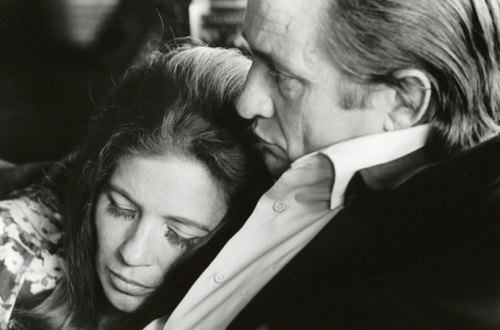Johnny Cash & June Palmer by Jim Marshall
