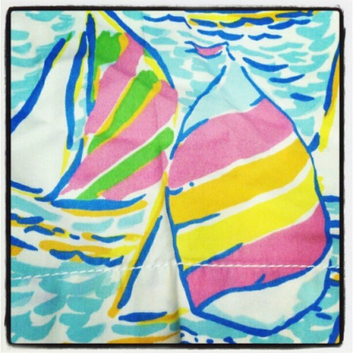 You Gotta Regatta @lillypulitzer (Taken with instagram)
