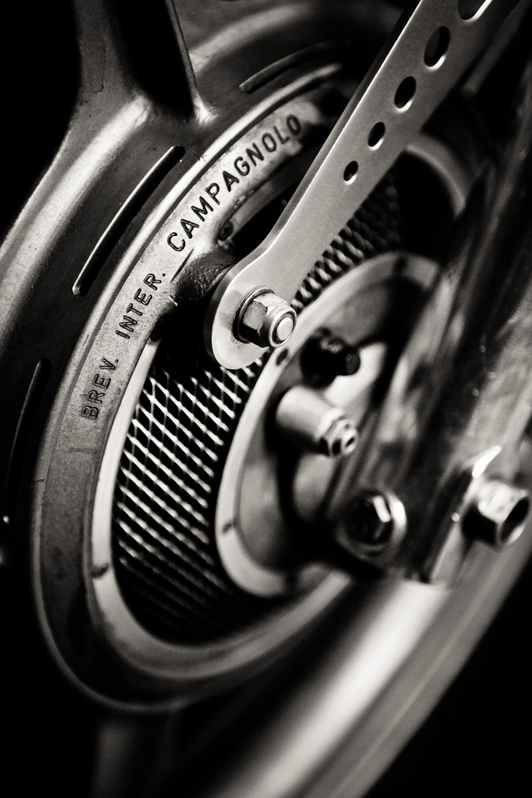 Campagnolo…as seen on Aermacchi Harley-Davidson Shot by TrueBikerSpirit