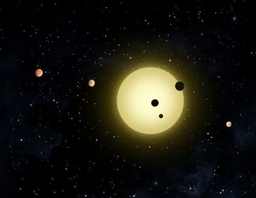 "Sun's Twin Discovered — the Perfect SETI Target?There are 10 billion stars in the Milky Way galaxy that are the same size as our sun. Therefore it should come as no surprise that astronomers have identified a clone to our sun lying only 200 light-years away.Still, it is fascinating to imagine a yellow dwarf that is exactly the same mass, temperature and chemical composition as our nearest star. In a recent paper reporting on observations of the star — called HP 56948 — astronomer Jorge Melendez of the University of San Paulo, Brazil, calls it ""the best solar twin known to date."" keep reading"