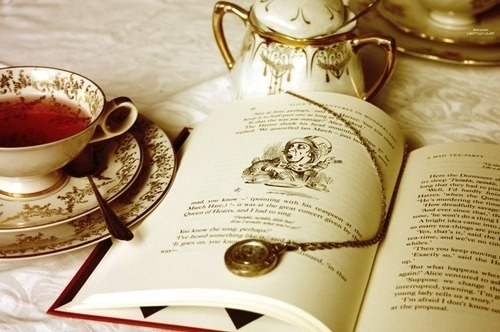 You can never get a cup of tea large enough or a book long enough to suit me. — C.S. Lewis