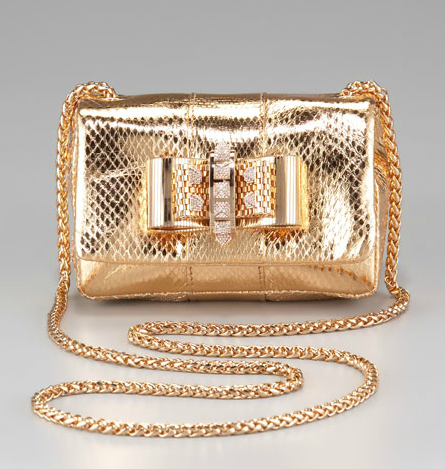 "Christian Louboutin's ""Sweet Charity"" bag"