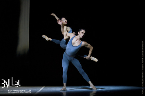 Yuan Yuan Tan and Damian Smith in Tomasson's 'The Fifth Season' (© Erik Tomasson)