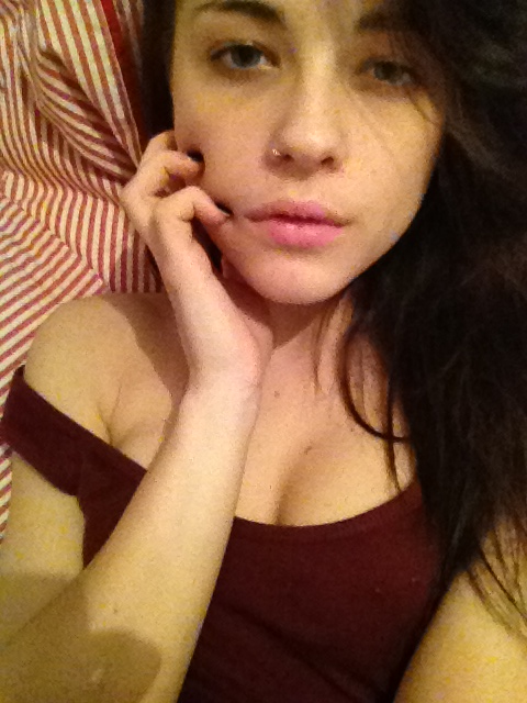 chloerayneee:  Anonymous asked you: picture without make up ?