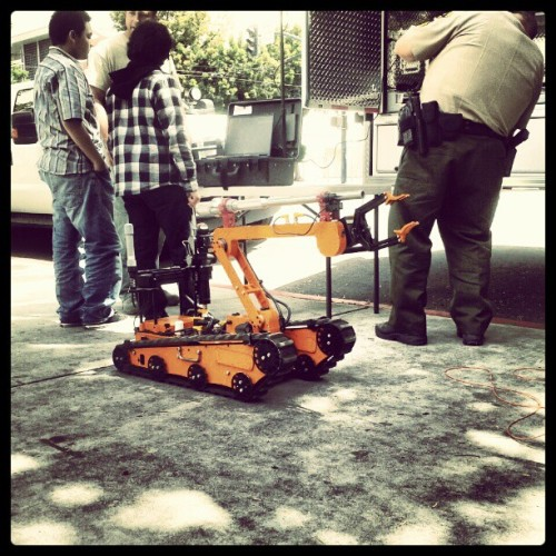 Wall-e (Taken with instagram)