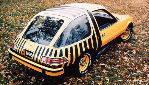 vs-design:  1976 AMC Pacer Hatchback Sport Coupe