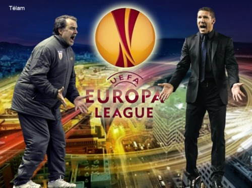 """El Loco"" Bielsa x ""Cholo"" Simeone!!!! Final ""argentina"" na Europa League…"