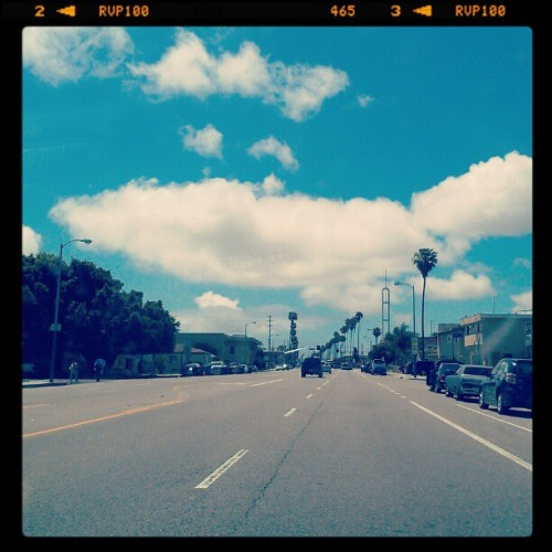 A nice day in the #hood (Taken with instagram)