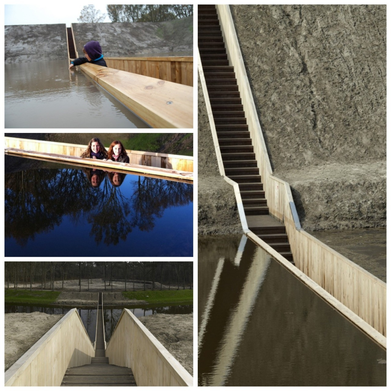 The Moses Bridge - archrepdaily.com