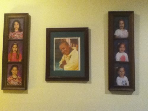 petewentzemolobster:  there actually is a picture of cory baxter in our family room he's not just in the house he's home