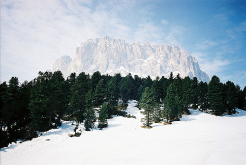 white mountain by lawa on Flickr.