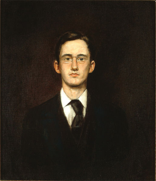 John Sloan, Self-Portrait, 1890