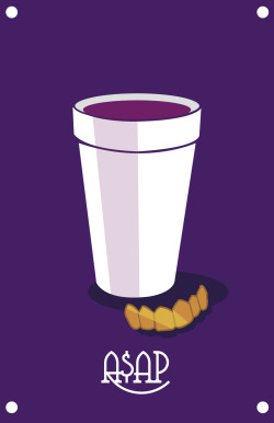 -keep purple in my cup , cup , cup !