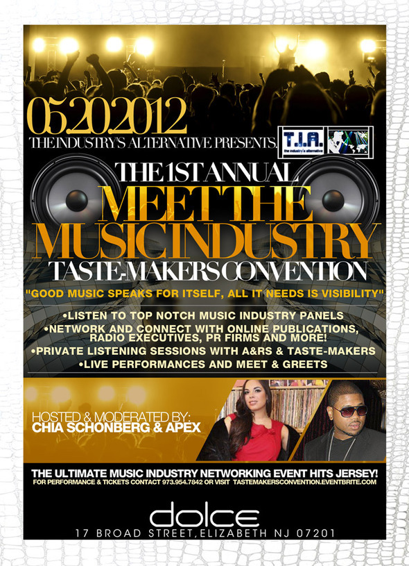 Buy tickets here! http://tastemakersconvention.eventbrite.com/