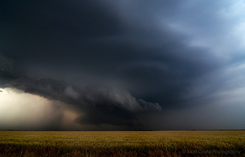 Racing the Shelf Cloud by Matt Granz Photography on Flickr.