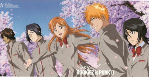 love the way Orihime looks here