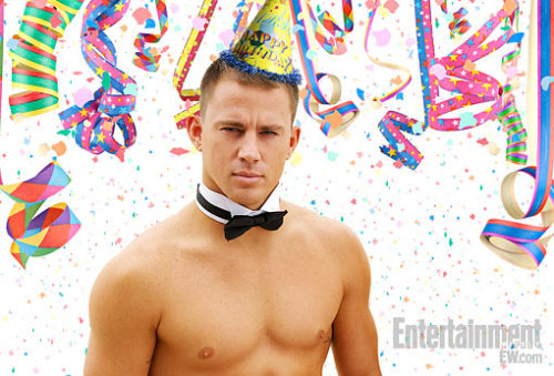 Channing Tatum turns 32 today — let's celebrate by remembering some of his most, er, revealing roles.