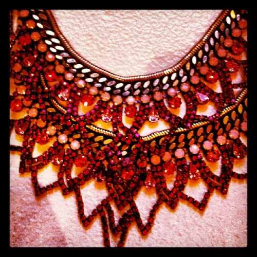 #dannijo #madlainanecklace @DANNIJO  (Taken with instagram)