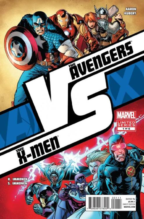 "AvX Vs is a mini series that focuses specifically on the fights between the groups rather than the actual story line. Not to be confused with the AvX story arc. That being said, I wasn't pleased with this first issue as a whole. Negatives: 1. Some of the writing was just so bad. I get that these series is just specifically for the fights and nothing else (the comic even tells you so in the beginning) but Ironman talking about going up to Jupiter with some ladies for a one night stand? Come on, now. 2. I fail to see exactly where Namor vs Thing fits into the continuity of things. Shouldn't Luke Cage have jumped in at some point there? It felt awkward and off. 3. I feel that the writing was so bad it deserves 2 mentions. I get that Magneto is a Jewish survivor of a death camp in WW2, and at first, I kinda liked him drawing a line between the Avengers and the Nazis, asking Ironman if his excuse after all this is over is that he was ""just following orders"" too. It caused me to think about the Avengers actions and I guess so a degree, I could understand why he feels the way that he does as he says that, since this could very well be a life or death situation for the mutant species. I did not like the second time they had him relate something to the Holocaust. I don't want to spoil why he would say that (hint: it wasn't in reference to the Avengers this time) but I personally feel that it undermines the event the continue to reference it freely and it cheapens the character to only be concerned with that dimension of him. Positives: 1. I enjoyed the explanation as to why Ironman wasn't instantly beaten by Magneto. Tony is a resourceful man who made his suit ""in a caves with scraps"". As Tony says himself in the comic, if you expected this to be a no-contest win for Magneto, ""than you obviously never met Tony Stark"". yeah that is pretty much all I liked. I certainly hope this little side project picks up in the future though. Don't feel bad if you choose to skip this issue. It is the right choice."