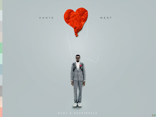 trinirocboy:  the album: 808s & heartbreaks