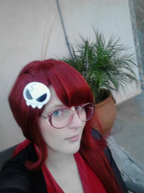 Me at Cosplay Prom last Saturday as Yoko.