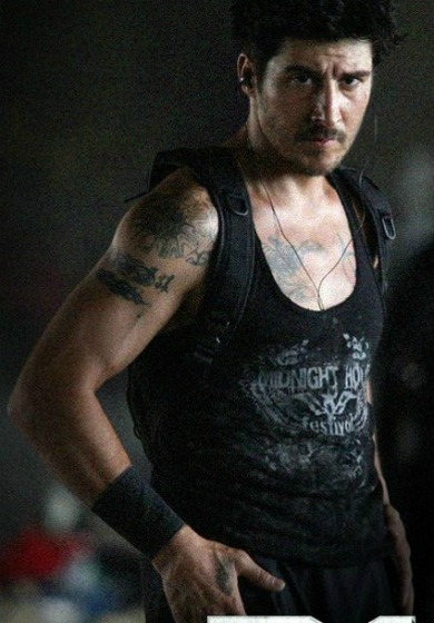 russianpuella:  David Belle as Leito in B13 Ultimato.