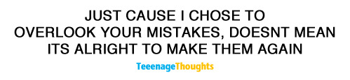 Check out & follow  TeeenageThoughts :)