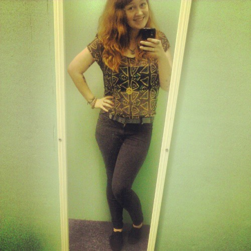 #outfitoftheday :) (Taken with instagram)