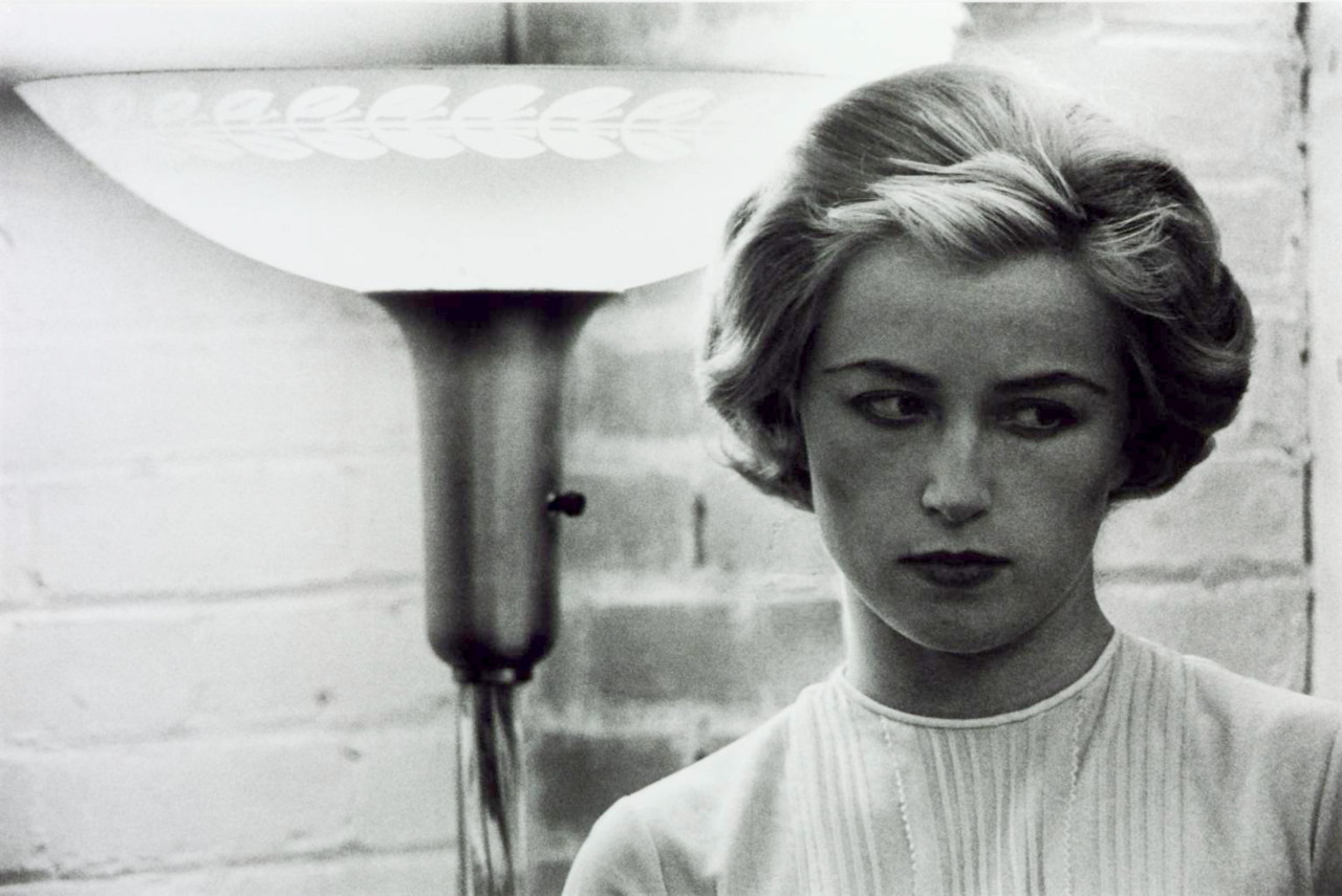 artistandstudio:  Cindy Sherman, Untitled Film Still #53,  Self-portrait, 1980.